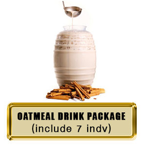 Oatmeal Drink Package
